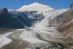 Johannisberg. Summit of the Johannisberg in the National Park Hohe Tauern, Austria Stock Images