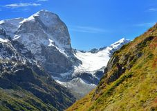Summit Kirpich Royalty Free Stock Images