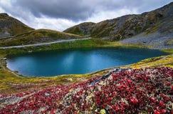 Summit Lake Stock Photography
