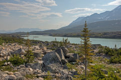 Summit Lake, Skagway Stock Photos