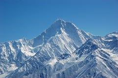 Summit of Mount Gongga Stock Photography