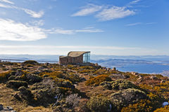 Summit of Mount Wellington Stock Photography