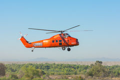 Summit Sikorsky S-58DT N9VY helicopter Stock Photography
