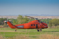 Summit - Sikorsky SS-58 DT Royalty Free Stock Photos