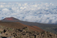 Summit To Mauna Loa Royalty Free Stock Images