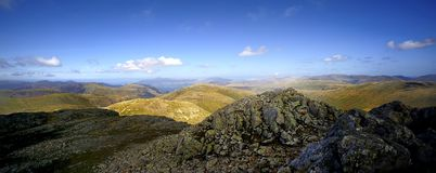 Summits Stock Image