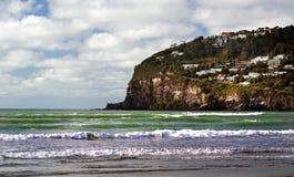 Sumner Beach. Royalty Free Stock Photography