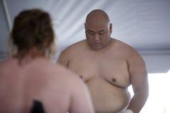 sumo Στοκ φωτογραφία με δικαίωμα ελεύθερης χρήσης