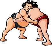 sumo Fotografia Stock Libera da Diritti