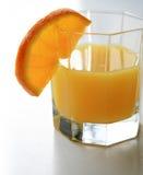 Sumo de laranja Imagens de Stock Royalty Free