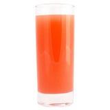Sumo de laranja vermelho Fotografia de Stock