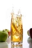 Sumo de maçã Foto de Stock Royalty Free