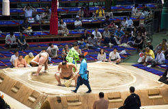 Sumo match Stock Images