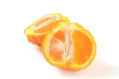 Sumo orange Stock Photography