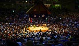 Free Sumo Tournament In Tokyo, Japan Royalty Free Stock Image - 150373556