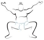 Sumo wrestler Stock Images