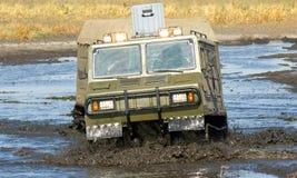 Sumpf-Fördermaschine Lizenzfreies Stockfoto