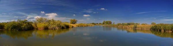 Sumpfgebiete Lizenzfreie Stockfotos
