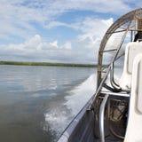Sumpfgebiete, Florida, USA Lizenzfreie Stockfotos