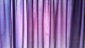 Sumário da cortina Imagens de Stock