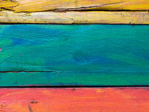 Sumário de madeira áspero da prancha do vintage para o fundo Foto de Stock Royalty Free