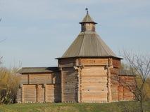 从Sumskoy Ostrog堡垒的塔 库存照片