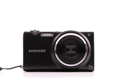 Sumsung Digital Camera. Sumsung 7x Optical Zoom 14.2MP Digital Camera stock images