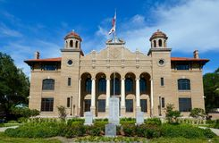 Sumter County Courthouse Royalty Free Stock Images