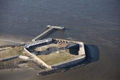Sumter do forte Foto de Stock