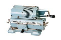 sumujący maszynowy machinalny retro Fotografia Royalty Free