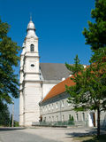 Sumuleu Cathedral In Romania Stock Photography