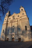 Sumuleu Cathedral in Transylvania Royalty Free Stock Photography