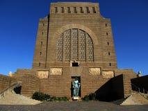 sumy pomnikowy voortrekker zdjęcia royalty free