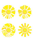 Sun Imagens de Stock