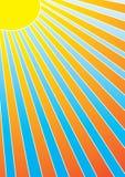 Sun stock abbildung