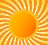 Sun Stockbild