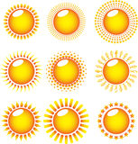 Sun Imagen de archivo