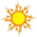 Sun Lizenzfreies Stockfoto