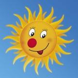Sun Imagem de Stock Royalty Free