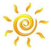 Sun Imágenes de archivo libres de regalías