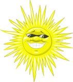 sun Royaltyfria Bilder