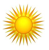 Sun Royalty Free Stock Image