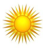 Sun illustration de vecteur