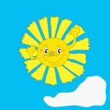 Sun Foto de archivo