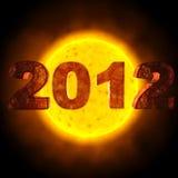 Sun 2012 Stock Abbildung
