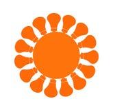 Sun. Стоковые Фотографии RF