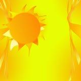 Sun Photographie stock libre de droits