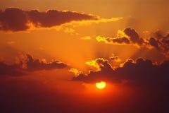 Sun Stock Photo