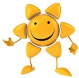 Sun Royalty Free Stock Photos