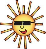 Sun Fotografia Stock